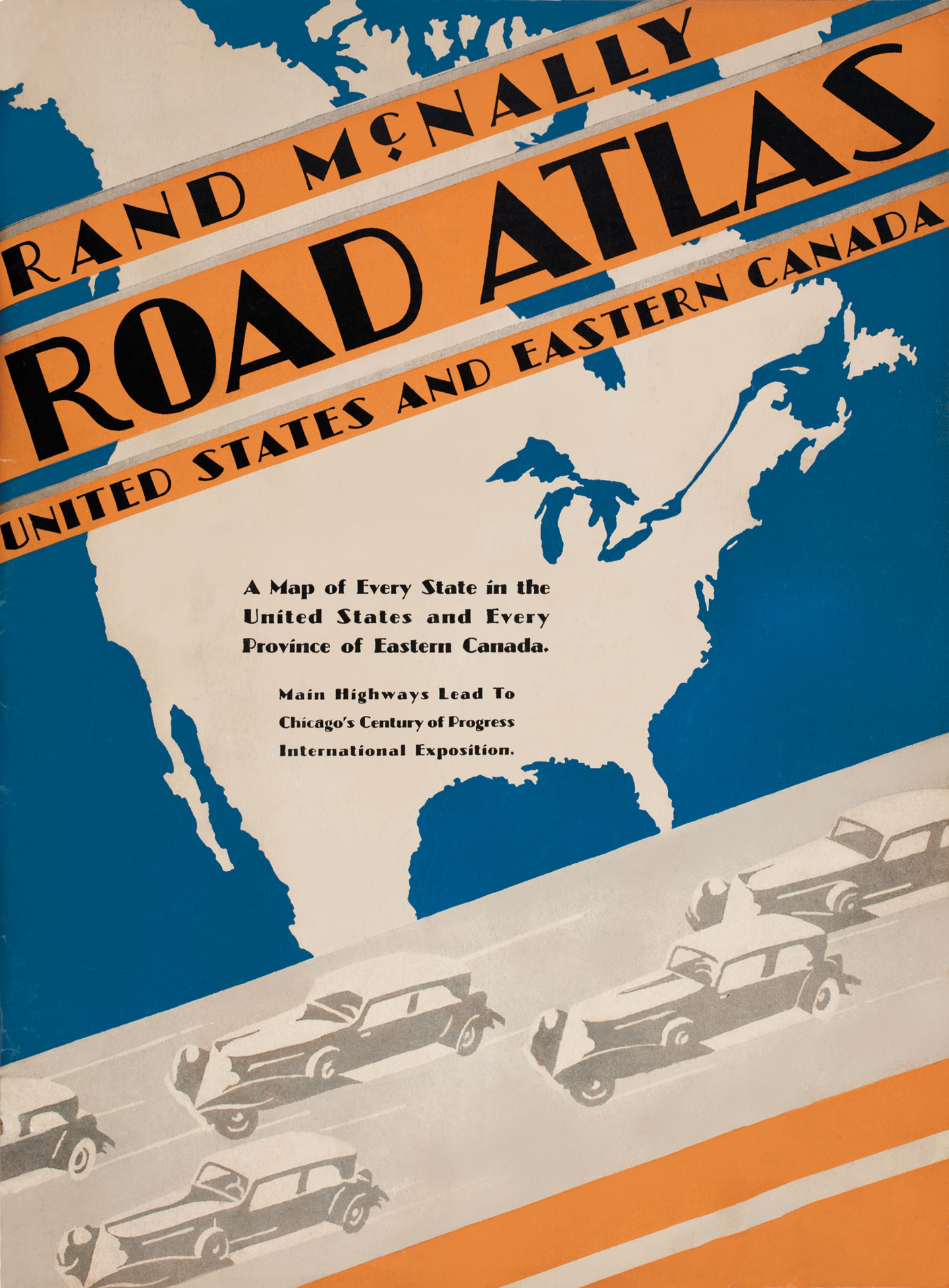 Rand McNally | Road Atlas 96th Anniversary on