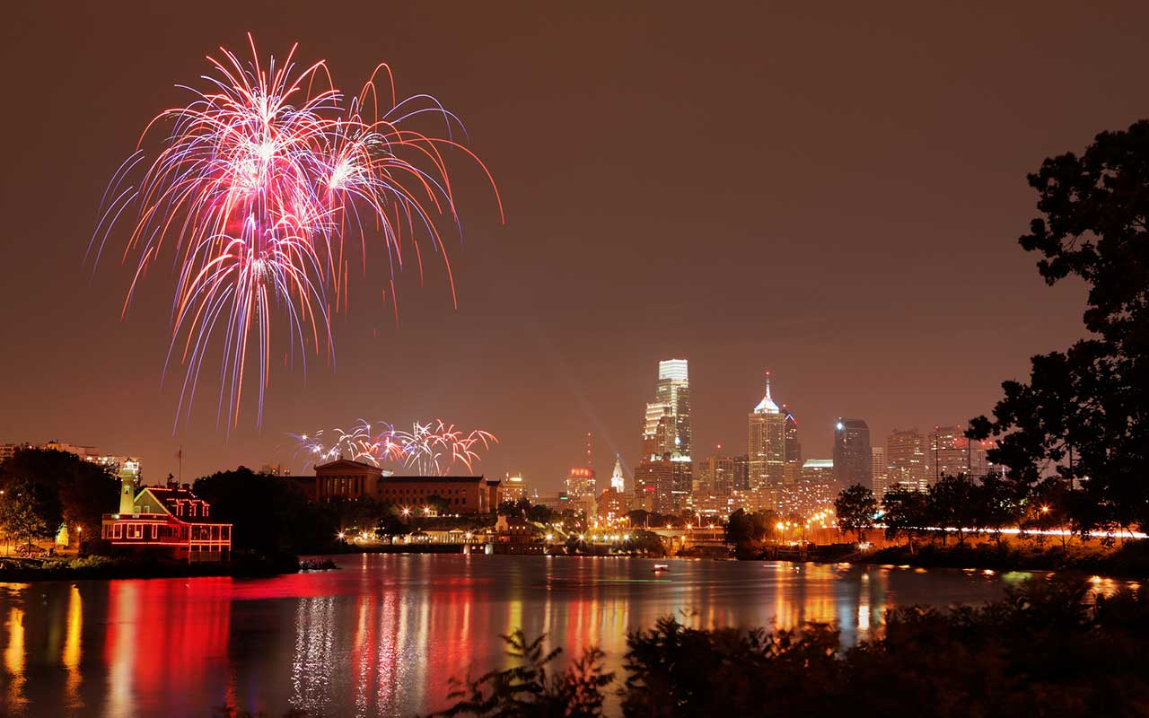 Rand McNally | The Best 4th of July Celebrations Across the Country