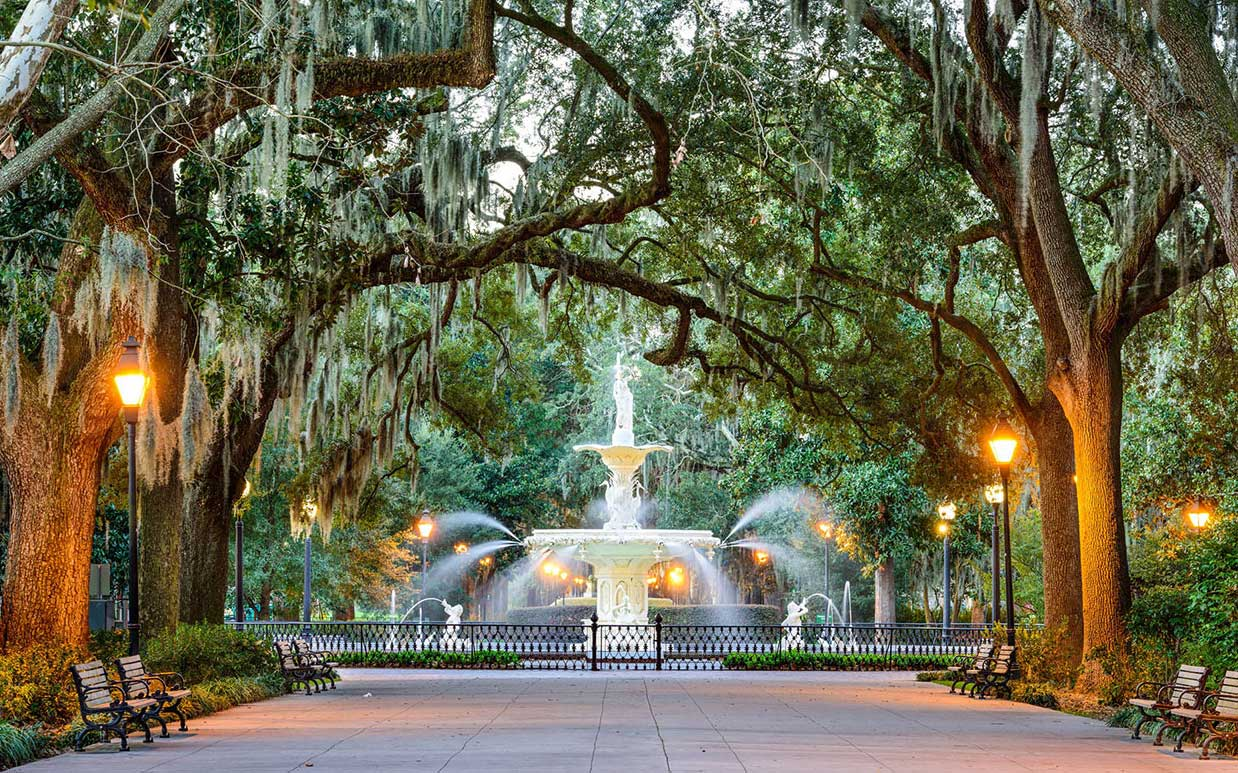 Most Romantic Destinations in the Nation