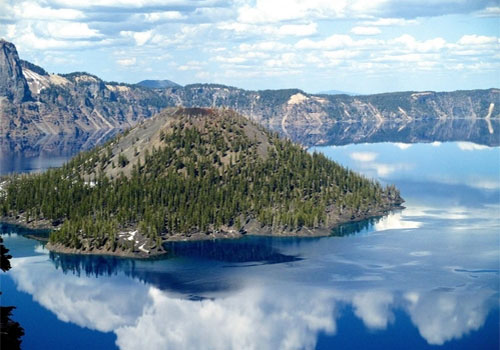 Wizard Island Summit Trail - Crater Lake National Park