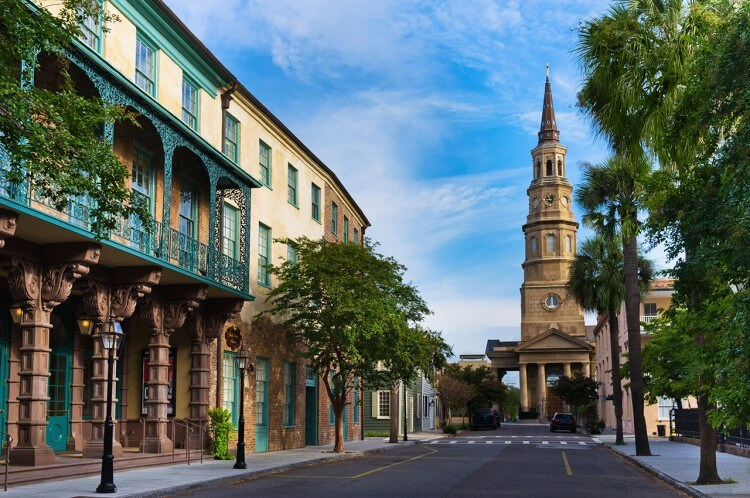 A Guide to Charleston