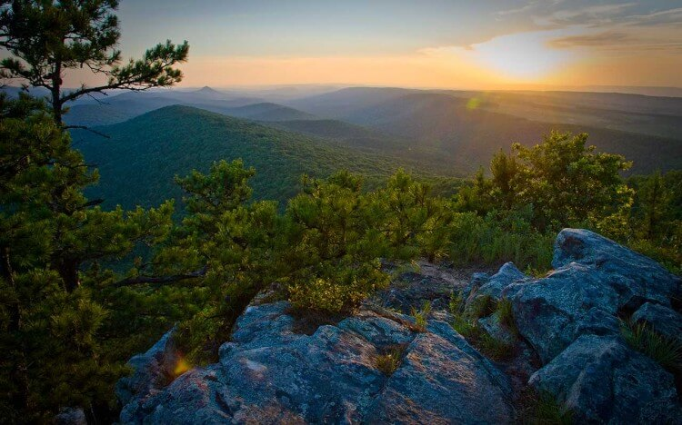 Why Visit the Ouachita Mountains?