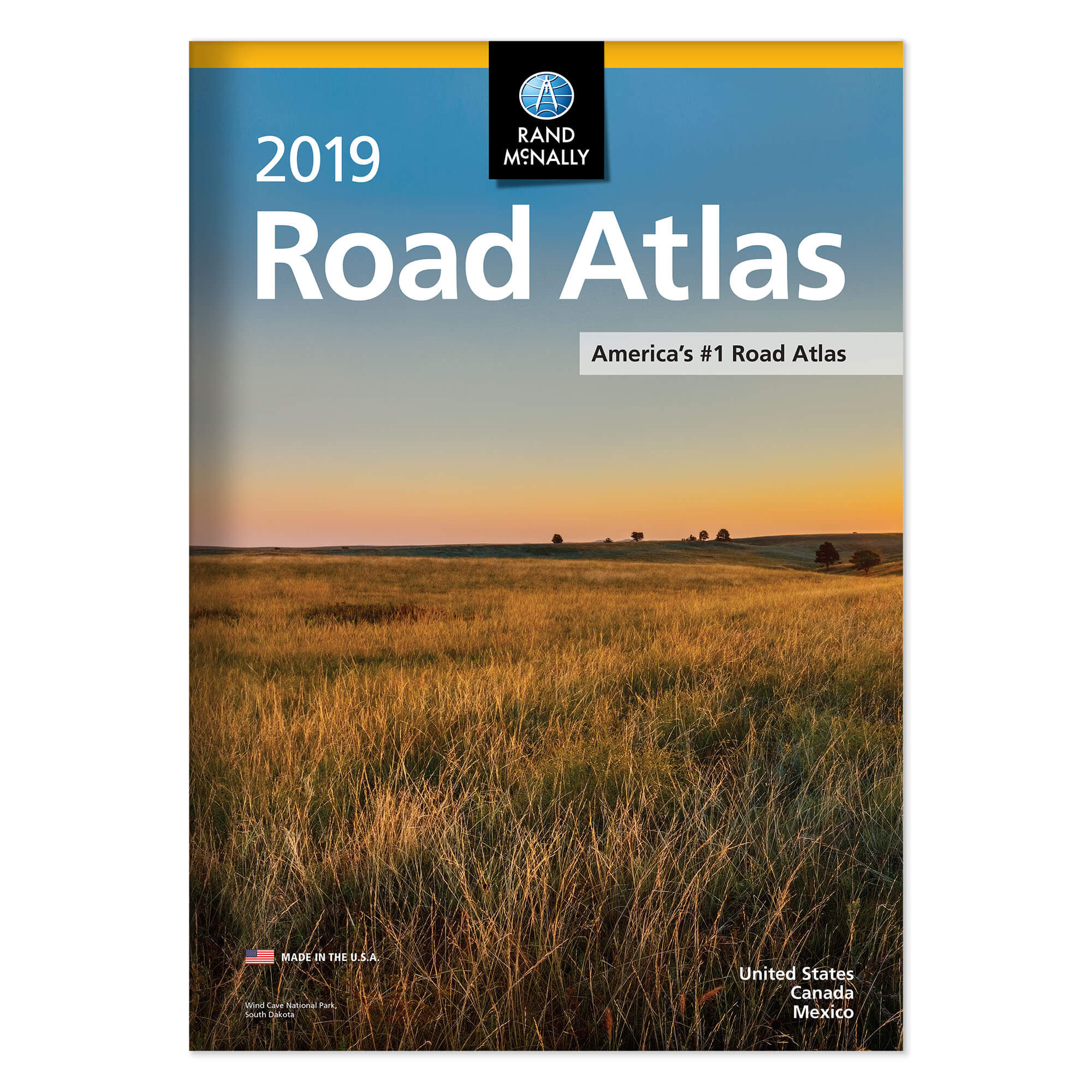 Rand McNally | Rand McNally 2019 Road Atlas