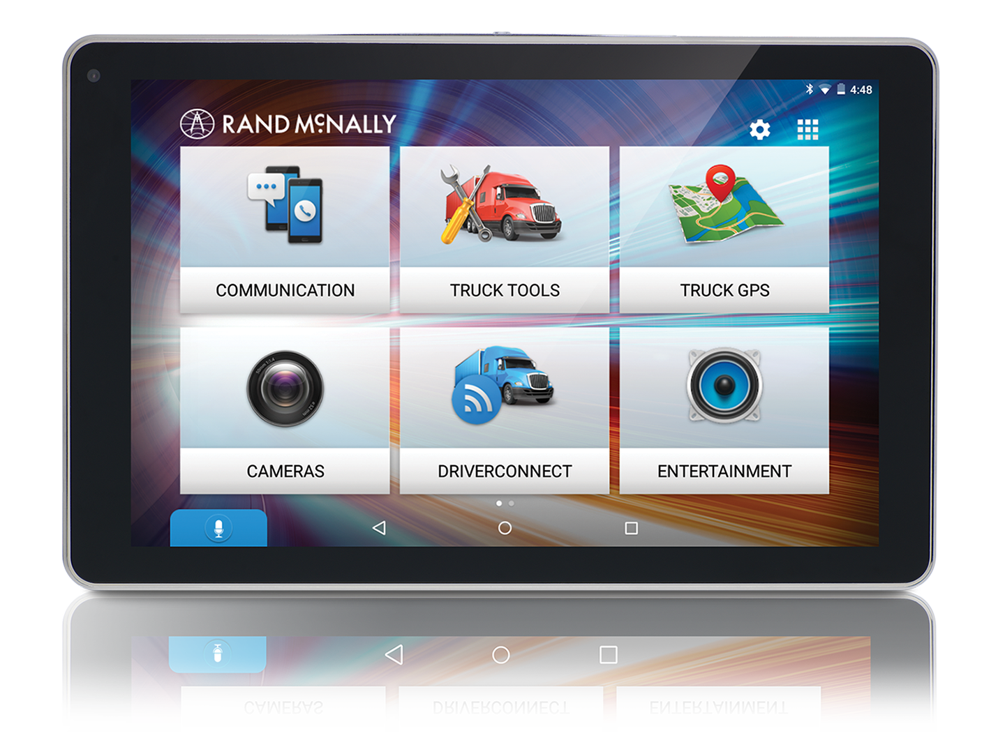 Rand Mcnally Gps >> Rand Mcnally Navigation And Routing For Commercial Trucking