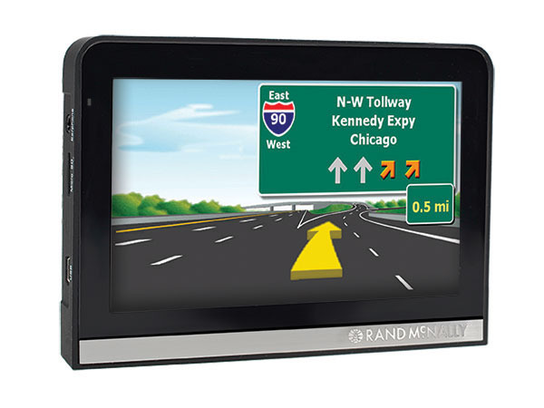 Rand Mcnally Gps >> Rand Mcnally Intelliroute Tnd 510