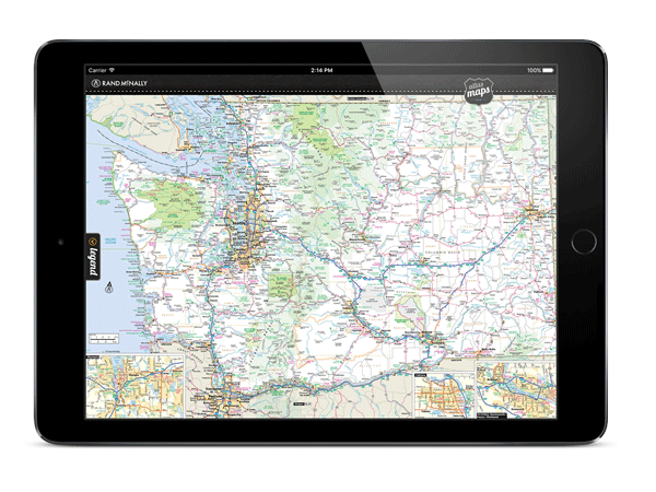 Rand mcnally the road atlas ios app features gumiabroncs Images