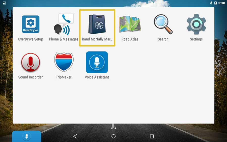 Rand McNally | Downloading Apps | Support