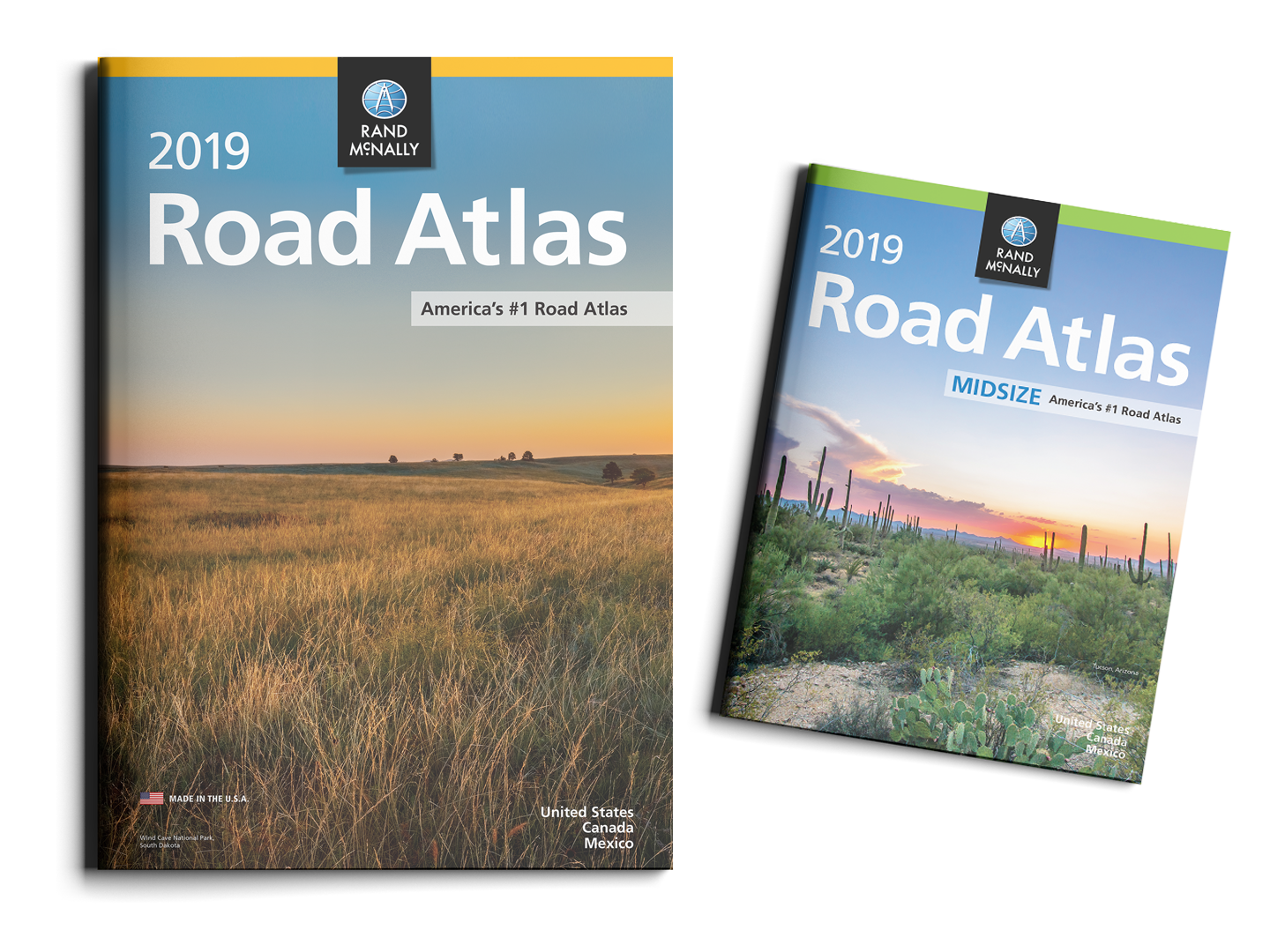 Rand McNally | Atlases, state maps, street maps, wall maps