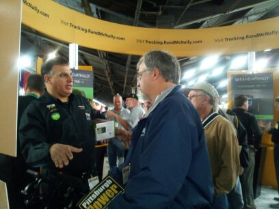Rand McNally at MATS 2013