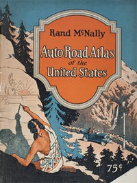1926 Road Atlas