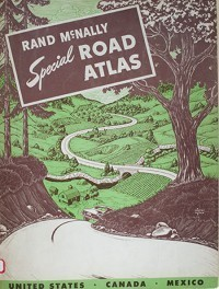 1949 Road Atlas