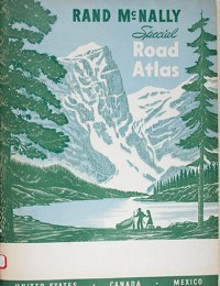 1951 Road Atlas