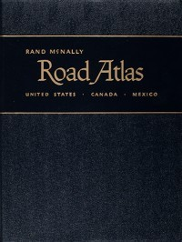 1953 Road Atlas