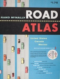 1957 Road Atlas