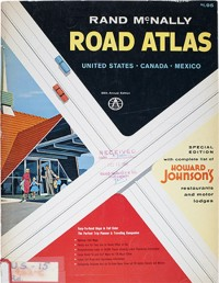 1962 Road Atlas