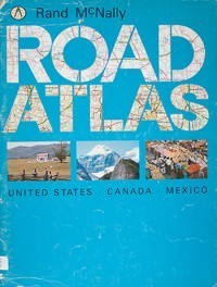 1969 Road Atlas