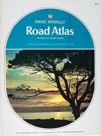 1973 Road Atlas
