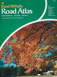 1977 Road Atlas