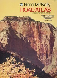 1978 Road Atlas