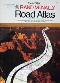 1980 Road Atlas