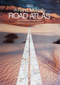 1981 Road Atlas