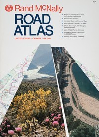 1983 Road Atlas