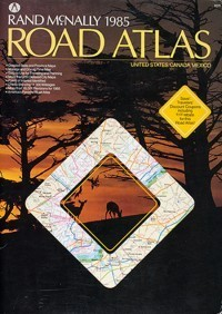 1985 Road Atlas