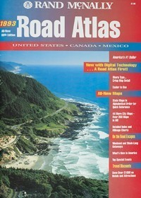 1993 Road Atlas