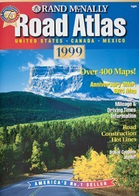 1999 Road Atlas