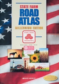 2000 Road Atlas