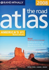 2008 Road Atlas