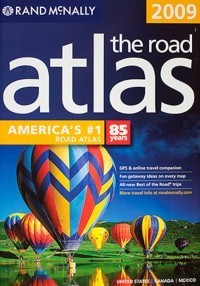 2009 Road Atlas