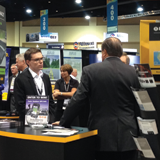 Rand McNally Booth at ATA