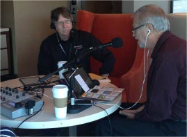 Rand McNally's VP of Research and Development Interviews with the Dave Nemo Show at GATS