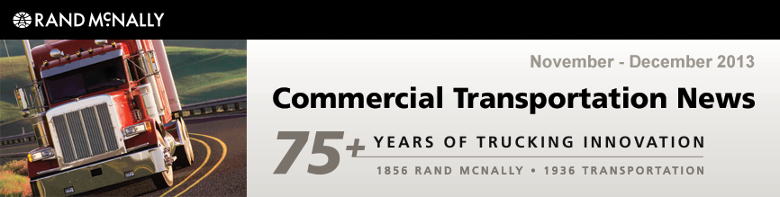 Rand McNally - Commercial Transportation Update