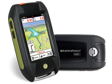 Outdoor Gps Support Rand Mcnally