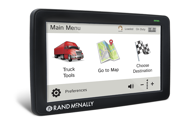 IntelliRoute® TND™ 730 LM GPS