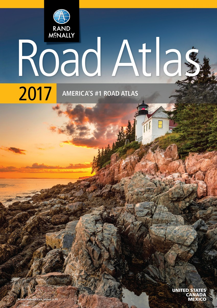 The 2017 Road Atlas