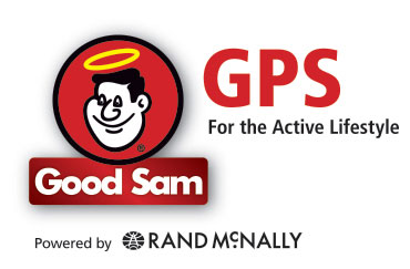 Good Sam GPS Powered by Rand McNally