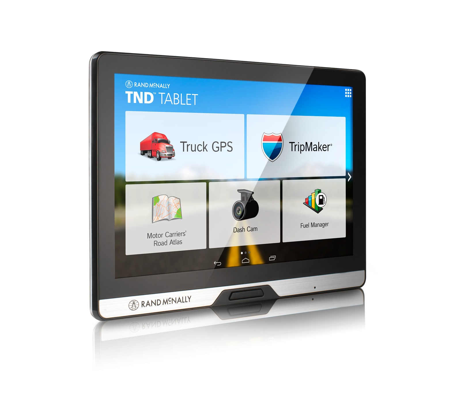 Truck Gps Truck Navigation And Routing Designed For