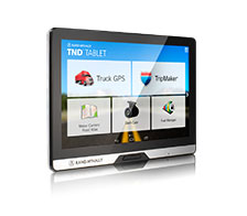 Truck gps truck navigation and routing designed for for Motor carriers road atlas download